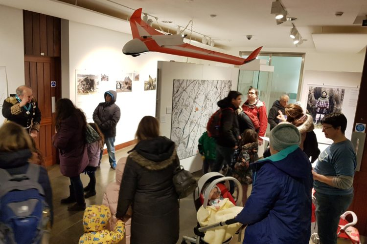 Uummannaq exhibition comes to an and